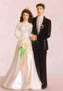 パン屋の娘が結婚